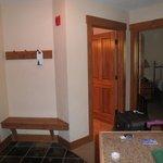Entryway-one bedroom