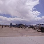 During the Air Show - Wendover