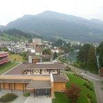 the Town Weggis