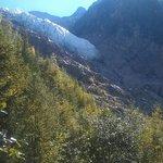 Glacier view site