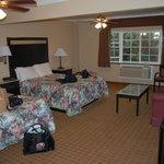 Zimmer 121; 2-Bed Queensize