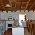 Finca Retama Farmhouse Apartment kitchen/diner
