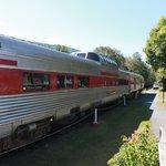 Historic Train Cars