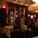"""La salle du restaurant italien """"Pasta"""" dans l'hôtel"""