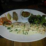 Brochette poisson