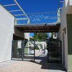 Foto de Athina Beach Hotel