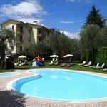 Hotel Benacus Malcesine Foto