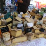 Market Day in Aix