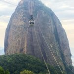 Sugar Loaf from cable car