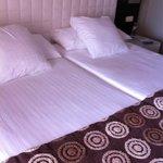 La realidad de las camas, NO SON DE MATRIMONIO