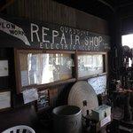 Quasdorf Blacksmith and Wagon Museim