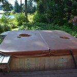 Photo de Auke Lake Bed & Breakfast