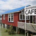 The Boatshed Cafe, Rawene