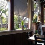 Indigo Moon - patio
