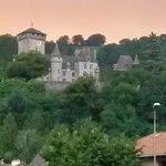 Château de Polminhac, village voisin de Vic-sur-cere