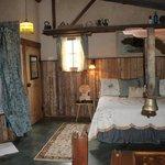 Wasserfall cabin interior