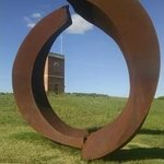 Brufa Sculptures near by