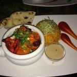 Kip tandoori uit speciale over!! Heerlijk