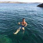 Grieta para hacer Snorkel