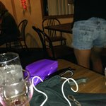 Cut offs in a fine diner! Really????