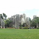 Stone Forest Panorama
