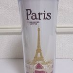 スターバックス シティタンブラー『Paris』
