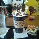 Café latte!