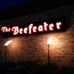 outside signage, Beefeater Steak House  |  3286 13 Ave SE, Medicine Hat, Alberta T1B 1H8, Canada