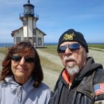 On a light house tour of CA.