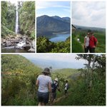 Spectacular 3 waterfalls trek