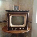 tele a l'ancienne