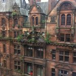 Gothic Glasgow views