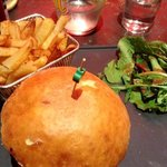 best burgers in France and perfect fries