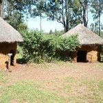 Kalenjin traditional family  hut