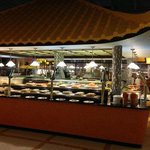Sushi and Buffet Stations
