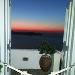 Santorini _ stunning sunsets and views