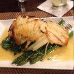 Potato Crusted Salmon!!!