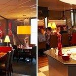 L'intérieur de votre restaurant POIVRE ROUGE Le Mans Sud - Ruaudin