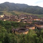 most left Tulou is the hotel