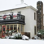 Salsbury Ave inn September 2014 whit ... snow !