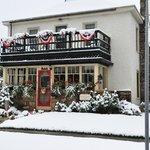Salsbury Ave inn September 2014 whit ... snow !