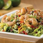 Delicious and figure friendly salads like the Cilantro Lime Shrimp Salad