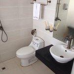 Bathroom of Seaview Room