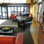 Quality Hotel Lobby