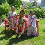 Our First Nation Visitors Canada Day