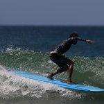 Surfing Playa Negra!!