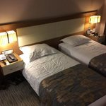 comfortable beds at Yasmak Comfort Hotel