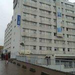 the ibis budget hotel porte de bagnolet Paris