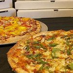 Unique and delicious pizzas!