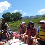 Red Tail Rafting Foto